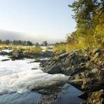 """FOGGY GREAT FALLS MORNING"" by RWA"