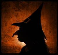 278. Witch Profile.