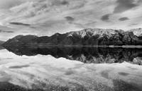 Hawea Reflection Wide