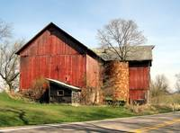 Barn in Wisconsin near Reedsburg