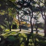 """Through the Trees"" by noelhefele"