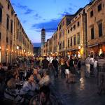 """Streetlife in Old Town of Dubrovnic, Croatia"" by steinliland"