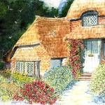 """Cottswold Cottage"" by theartistfemme"
