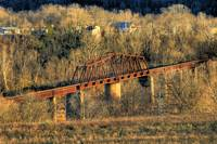 Cotter Railroad Trestle