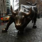 """Wall Street Bull"" by JohnFraissinet"