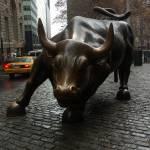 """Wall Street Bull"" by JohnFraissinet"