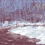 """Icy Creek"" by lengrossman"