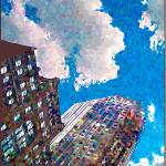 """""""Around the Cloud"""" by lengrossman"""