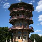 """Patterson Park Pagoda IMG_1666 A"" by jeffgriffin"
