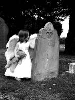 Gabby the cemetary angel16 July04