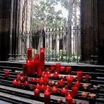 """Red candles"" by SmartMarmot"