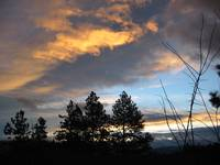 Southern Oregon Sunrise 1-27-08