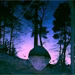 """Midnight Mystical Stone"" by ARTBOX"