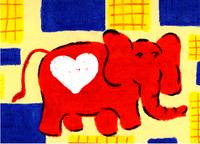 Madi's Elephant Love