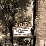 """Riviera Theatre"" by cab"