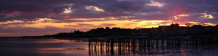 Provincetown Sunset Panorama