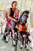 Baby's First Carousel Ride
