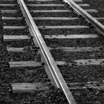"""""""railway lines"""" by IanRobertson"""