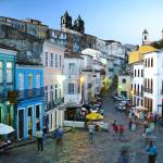 """Largo do Pelourinho at Dusk"" by WillAustin"