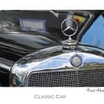 """Classic Mercedes"" by DavidBleakley"