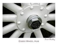 Wooden spoked Wheel of Essex