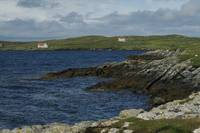 Berneray Coastline
