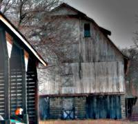 old tazewell barn