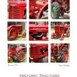 """HistoricTractors"" by DavidBleakley"