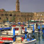 """Acre port, Israel"" by eyalna"