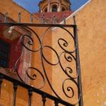 """Iglesia San Roque - Guanajuato Mexico"" by artsimagined"