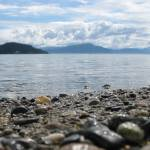 """looking toward icy strait"" by saramarie"