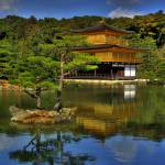 """Golden Pavillion in Kyoto"" by missroon"