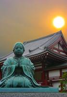 Buddhist Temple in Tokyo