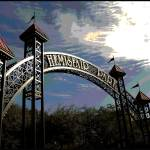 """Hemisfair Park"" by acolose"