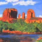 """Red Rock Desert"" by marycollins"