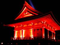 light up temple
