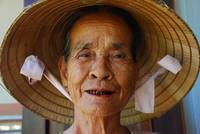 Vietnamese Grandmother