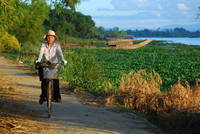 Bicycle by the Perfume River
