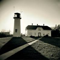 Chatham Lighthouse Holga