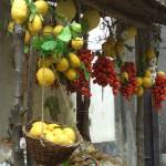 """Traditional stall in Sorrento, Italy"" by petersandbach"