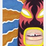 """""""El Hombre Magico de Lucha"""" by luther"""