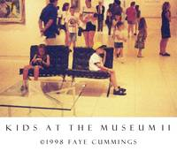 Kids at the Museum II Poster