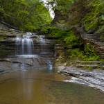 """Summer Dream: Buttermilk Falls"" by MichaelStephenWills"