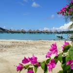 """Water Bungalows"" by tomosmilitarycareerpics"