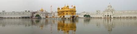 Golden Temple Panorama