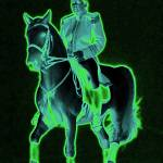 """Glowing Gaits"" by SharonANelson"