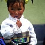 """tibetan child"" by lkaibj"
