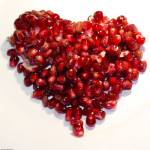 """Pomegranate heart"" by vanessapr"