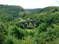 Monsal Dale and The Viaduct  (11408-RDA)