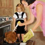 """Thanksgiving 1967"" by KarenYeeFineArt"